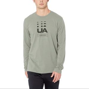 Under Armour Mens Shift Long Sleeve